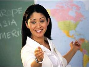 teaching posture